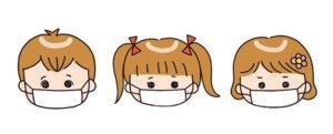 マスク3兄妹