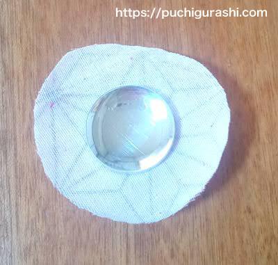 くるみぼたんの作り方