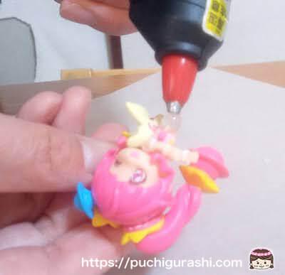 プリキュアの人形